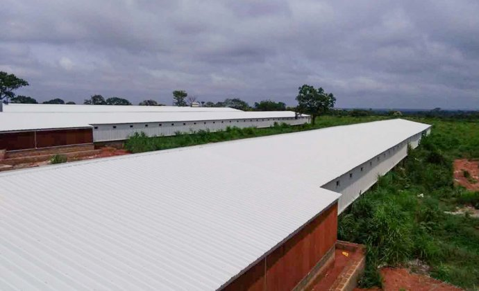 Projet Nigéria Installation Finie